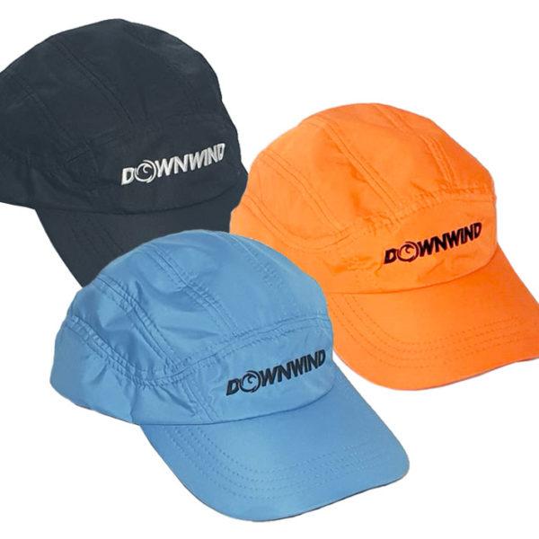 Downwind - Lightweight Cap - COVER