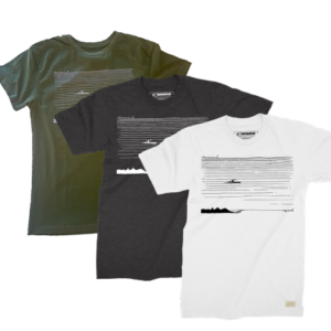 Downwind -T Shirt - Ski Cruiser - all