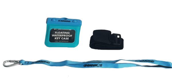 Downwind - Waterproof Pouch - Blue - Small