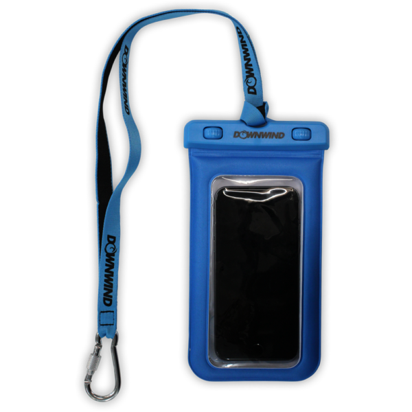 Downwind Waterproof Pouch Large Blue