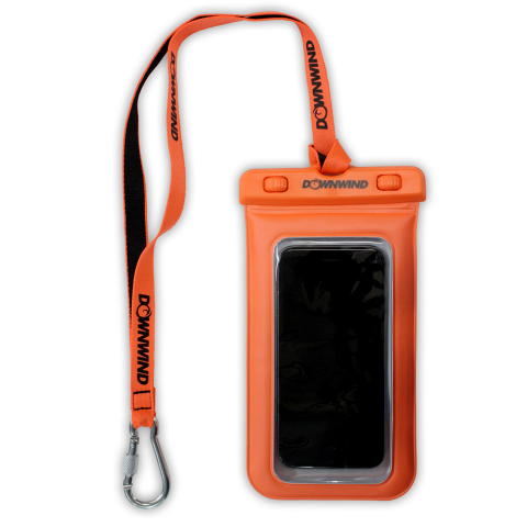 Downwind Waterproof Pouch Large Orange