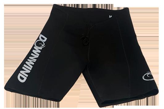 Downwind - Neoprene Paddle Shorts - Grey